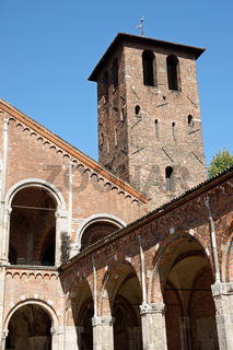 Church of Saint Ambrose (Sant'Ambrogio) in Milan