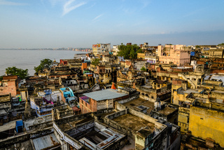 Old city of Varanasi