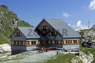 Prafleuri-Hütte des Schweizer Alpenclubs