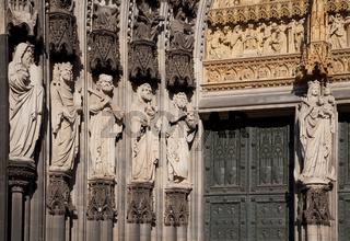 Kölner Dom - Detail