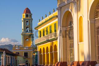 Colonial architecture in Trinidad, Cuba