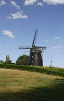 Windmühle auf der Vrouwenheide