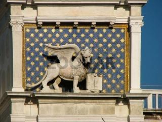 Loewe von San Marco- venice lion
