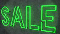 Sale Neon Sign