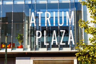 Frankfurt am Main, Atrium Plaza.