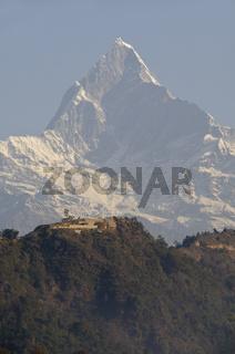 Machhapuchhre,Himalaya,Nepal