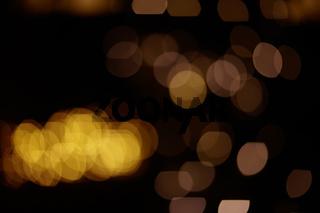 Glanzlichter, Lichter bei Nacht