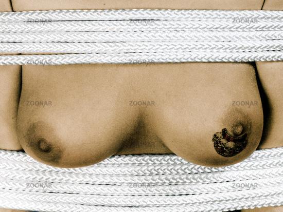 rope, analog