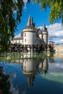 Chateau de Sully-sur-Loire, France