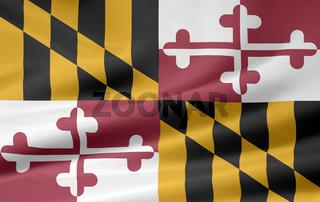 Flagge von Maryland - USA