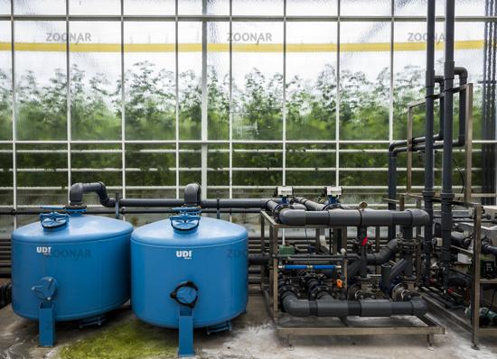 Greenhouse Machinery
