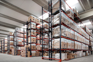 Indoor warehouse