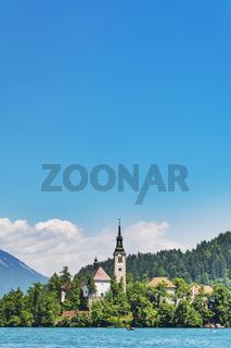 Bled, Slowenien   Bled, Slovenia