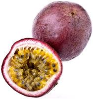 Passionsfrucht - freigestellt