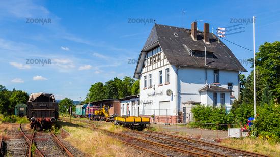 Bahnhof Wiesbaden-Dotzheim. 18.06.2017.