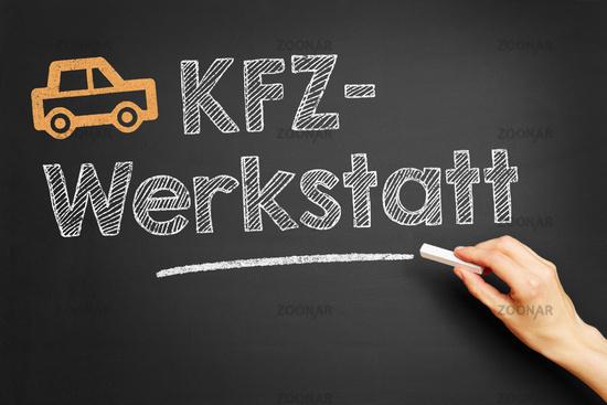 KFZ-Werkstatt und Autowerkstatt