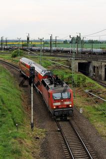 BR 143 der DB AG