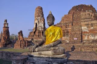 Ayutthaya, Thailand, Asien