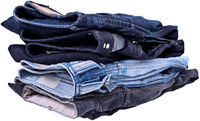 Jeans - freigestellt