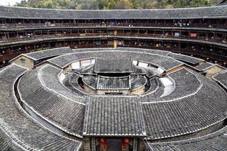 Chengqi Lou in Gaobei Cluster, Fujian province China.