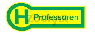 Haltestelle Professoren
