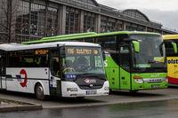 Regionalbus und Fernbus in Leipzig