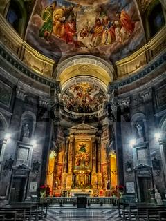 Kirche in Rom