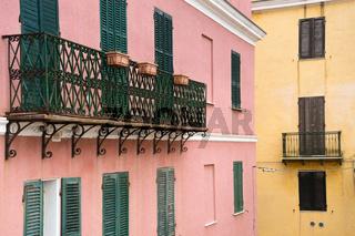 Altstadt von Alghero, Sardinien