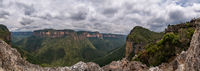 Majestätisch: Grose Valley in den australischen Blue Mountains
