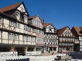 Wolfenbüttel - Straßensanierung in der Altstadt