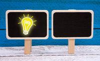 Idee, Kreativität und Innovation
