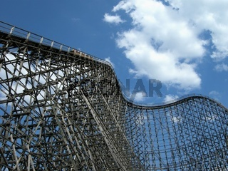 achterbahn-up to the sky/roller coaster 2