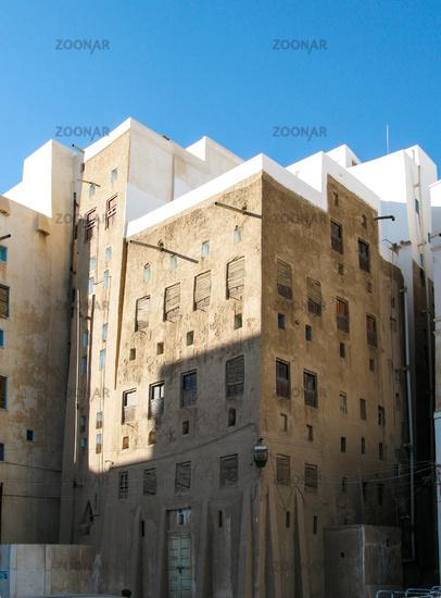 Shibam mud skyscrapers, Hadramout, Yemen
