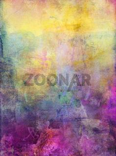farben gelb violett textur