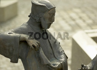 Zahlender Kunde im Mittelalter