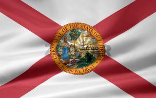 Flagge von Florida - USA