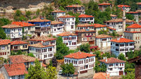 Historical ottoman houses, Safranbolu, Turkey