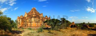 Dhammayangyi Pagoda in Bagan, Myanmar