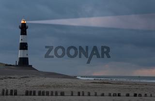 Lighthouse in the dusk