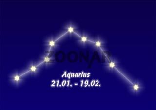 Aquarius, Wassermann