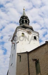 Estland, Tallinn, Domkirche zu St. Marien