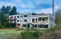 urbex - verlassenes hotel