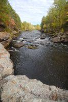 Autumn Colors Along the Kettle River