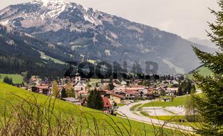 Tannheim, Tannheimer Tal, Tirol, Oesterreich