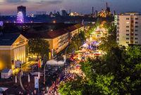 Stadtfest 2016 in Eisenhuettenstadt
