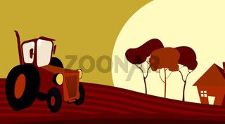 Farming card