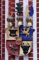 Wappen - Münster Bad Doberan