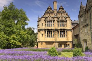 UK Oxford Trinity College