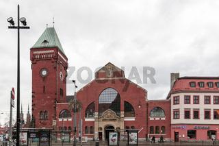 Markthalle in Breslau