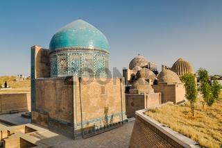 Dome-like roof in Samarkand
